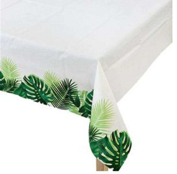 palmboom tafelkleed