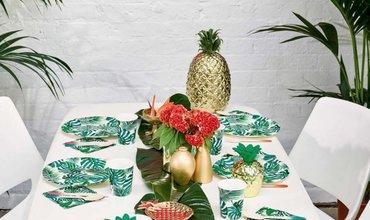 Palmboom feestje