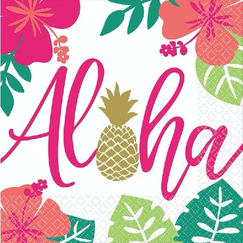 Aloha servetten