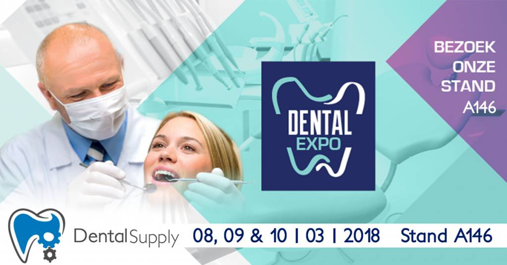 Dental Supply staat op de Dental Expo 2018!