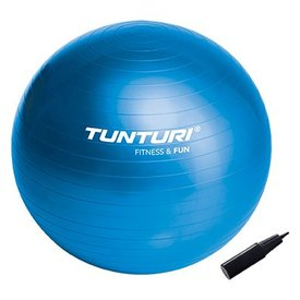 Tunturi Zitbal / gymbal Ø 55 cm Blauw