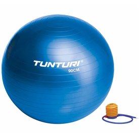 Tunturi Zitbal / Gymbal Ø 90 cm Blauw