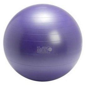 Gymnic Zitbal Plus Ø 65 cm Paars BRQ