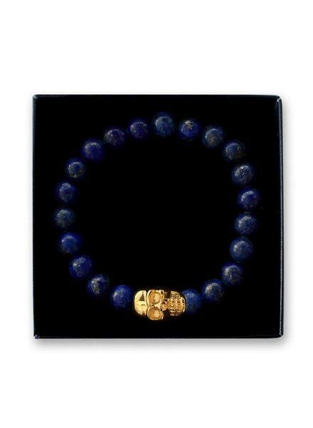 SELFMADE Bracelets SB Gold Skull