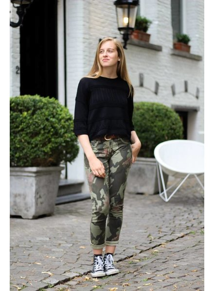 Camouflage Pants Reversible
