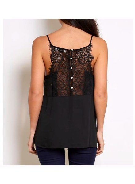 Top Lace back