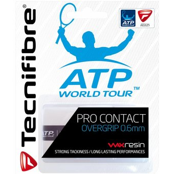 TECNIFIBRE PRO CONTACT OVERGRIP WIT