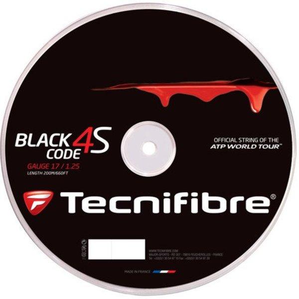 TECNIFIBRE BLACK CODE 4S 1.20 200M