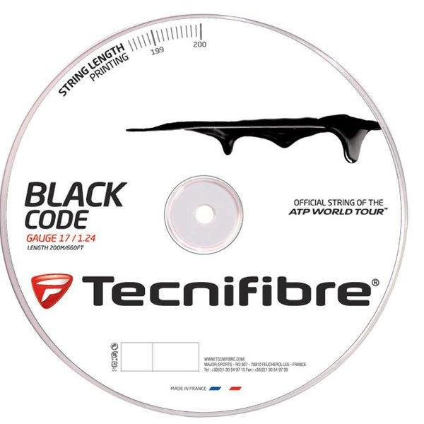 TECNIFIBRE BLACK CODE 1.24 200M