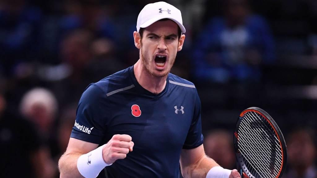 Andy Murray officieel nieuwe nummer èèn