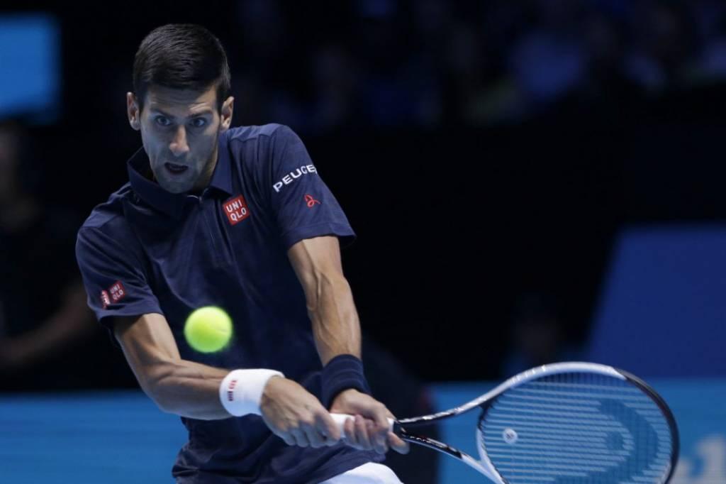 Djokovic naar halve finale World Tour Finals
