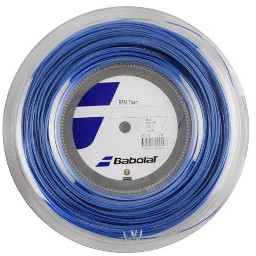 BABOLAT RPM TEAM BLAUW 1.25 200M