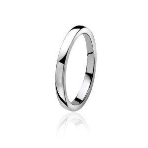 zinzi Zinzi zilveren aanschuif ring glad zir828