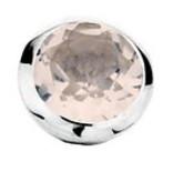 Enchanted Jewels Enchanted jewels zilveren bedel met edelsteen