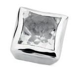 Enchanted Jewels Enchanted jewels zilveren bedel witte topaas