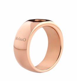 MelanO Colours MelanO Sturdy ring rose 8mm