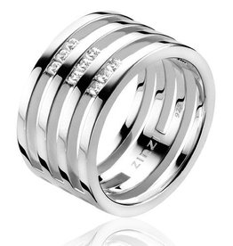 zinzi Mart Visser ring by Zinzi ring MVR1Z