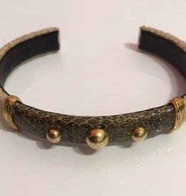 Barong Barong Armband Barong Barong bangle armband Saphira snake mix