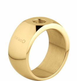 MelanO Colours Melano Sturdy ring goud 10mm