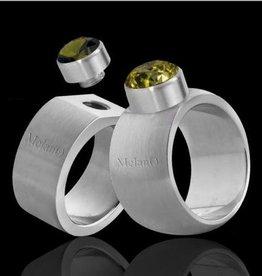 MelanO Colours MelanO Sturdy ring  8mm