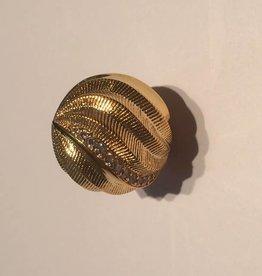 Sparkling Jewels Sparkling Jewels goud gedraaid 20mm