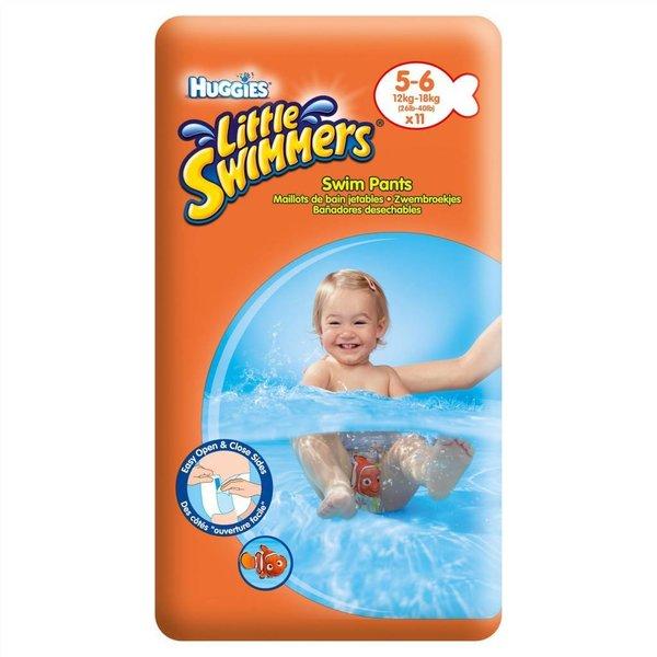 Huggies Huggies Little Swimmers maat 5/6 12-18kg