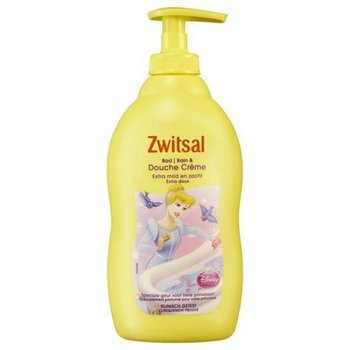 Zwitsal Girls Bad & Douche  - 400 ml