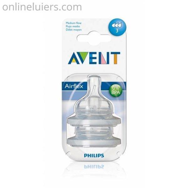 Philips Avent Philips Avent Zuigfles Spenen 1 mnd+