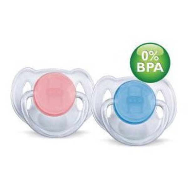 Philips Avent Philips Avent Fopspeen 0-6 mnd Trans 2st