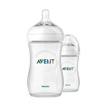Avent Zuigfles Natural - 260ml 2st