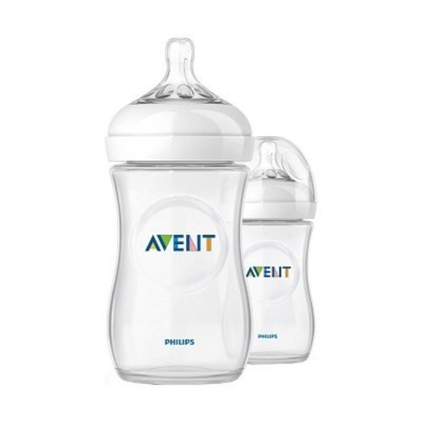 Philips Avent Philips Avent Zuigfles Natural - 260ml 2st