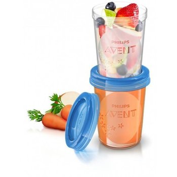Avent VIA Beker 240ml Moedermelk