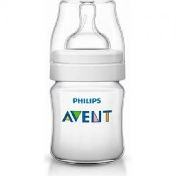 Philips Avent Philips Avent Zuigfles Classic 125ml 1st