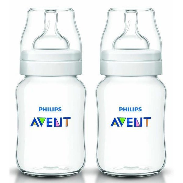 Philips Avent Philips Avent Zuigfles 2x260 ml Classic+