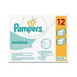 Pampers Pampers Sensitive billendoekjes 12x56