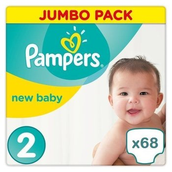 Pampers New Baby maat 2 Jaar Abonnement