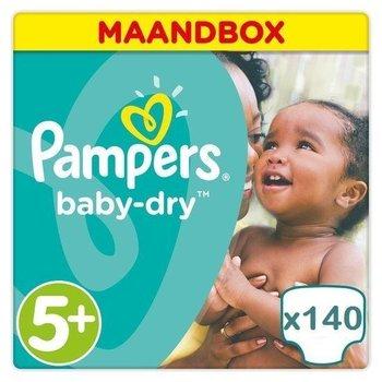 Pampers Baby Dry maat 5+ Jaar Abonnement