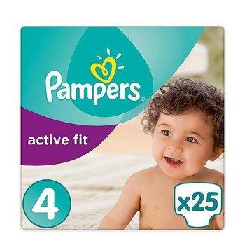 Pampers Active Fit maat 4 - 25 luiers