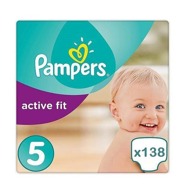 Pampers Pampers Active Fit maat 5