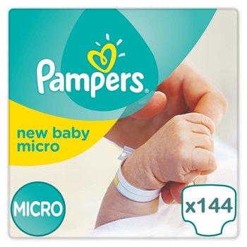 Pampers New Baby maat 0 - 144 luiers