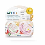 Philips Avent Philips Avent Fopspeen 0-6 mnd Fashion