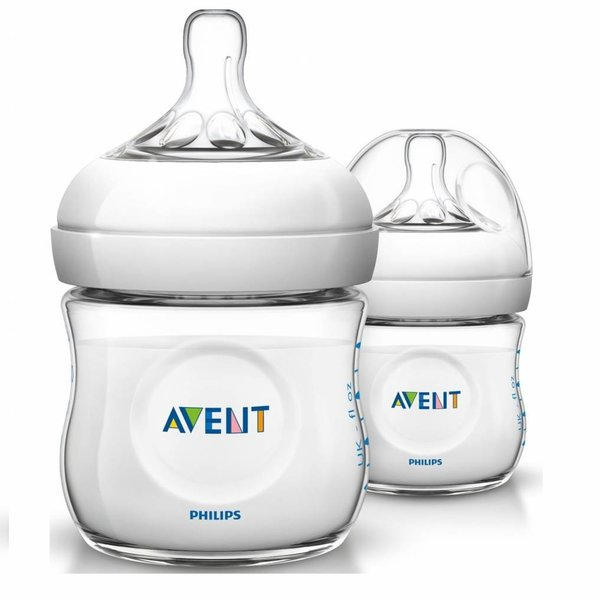 Philips Avent Philips Avent Zuigfles Natural 125ml 2st