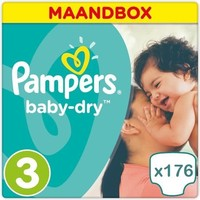 Pampers Pampers Baby Dry maat 3