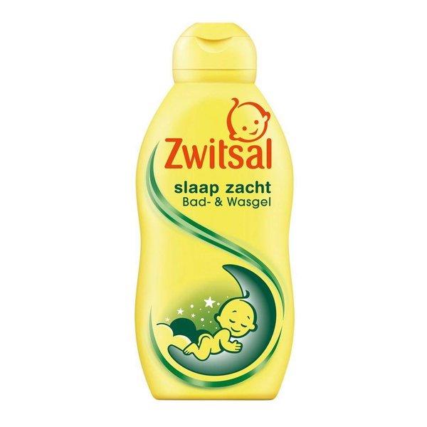 Zwitsal Zwitsal Slaap Zacht Bad- & Wasgel Eucalyptus - 400 ml