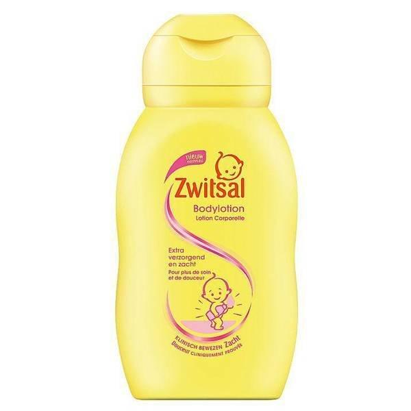 Zwitsal Zwitsal Bodylotion Mini - 75 ml