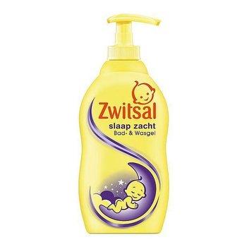 Zwitsal Slaap Zacht Bad - Wasgel Lavender - 400 ml