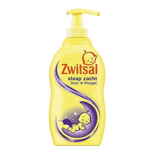 Zwitsal Zwitsal Slaap Zacht Bad - Wasgel Lavender - 400 ml
