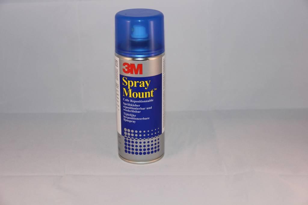 3m Spray Mount Spray Glue Scotch 6065 400ml Foamboardshop