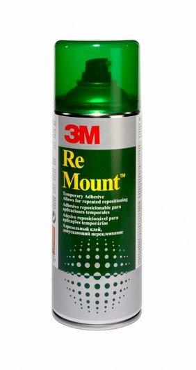 3m Spray Re Mount Spray Glue Scotch 7273 400ml Foamboardshop