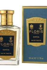 Floris London Santal Eau de Toilette 50ml